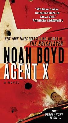 Agent X By Boyd, Noah